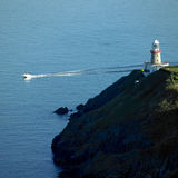 Lighthouse, Ireland Royalty Free Stock Photos