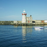 Lighthouse, Ireland Royalty Free Stock Photography