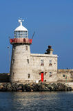 Lighthouse in Ireland Royalty Free Stock Photography