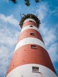Lighthouse on the island of Ameland Royalty Free Stock Image