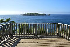 Free Lighthouse Island Viewpoint Stock Photography - 29230802