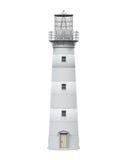 Lighthouse Isolated royalty free illustration