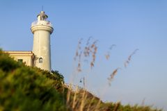 Lighthouse in Italy Stock Photos