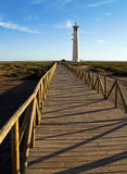 Lighthouse of Jandia Royalty Free Stock Photo