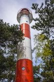 Lighthouse in Poland Stock Photos