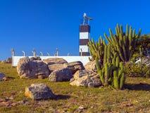 Lighthouse Jericoacoara Stock Images