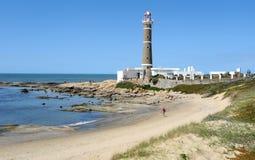 The lighthouse of José Ignacio Royalty Free Stock Photography