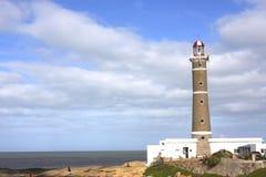 Lighthouse in Jose Ignacio Stock Photography