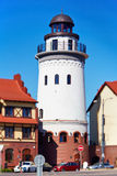 Lighthouse in Kaliningrad Royalty Free Stock Photo