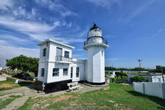 Lighthouse in Kaohsiung Stock Images