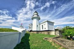 Lighthouse in Kaohsiung Royalty Free Stock Photos