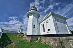 Lighthouse in Kaohsiung Royalty Free Stock Photography