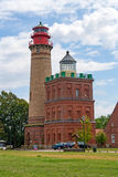Lighthouse Kap Arkona, Schinkelturm Royalty Free Stock Image