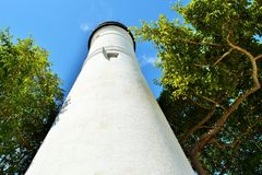 Lighthouse Key West Stock Photos