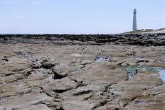 Lighthouse Kommetjie Stock Photo