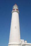 Lighthouse of La Paloma, Uruguay Royalty Free Stock Photography