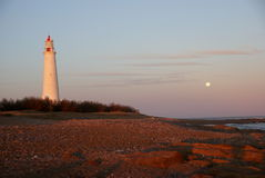Lighthouse, La Paloma, Uruguay Stock Photography