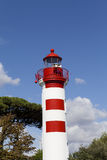 Lighthouse in La Rochelle - Charente-Maritime - France Stock Photography