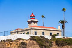 Lighthouse in Lagos Royalty Free Stock Photography