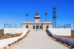Lighthouse in Lagos Stock Image
