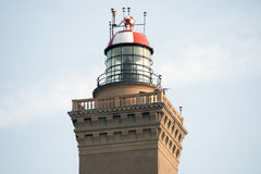 Lighthouse lamp Stock Photography