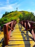 Lighthouse at Lanta island. Lanta , Krabi, Thailand Stock Photos
