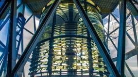 Lighthouse lantern Stock Photo