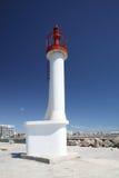 Lighthouse of Le Grau du Roi  Royalty Free Stock Photos