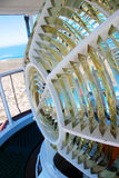 Lighthouse lens Royalty Free Stock Photo