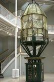 1889 lighthouse lens Stock Image