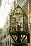 1889 lighthouse lens Stock Photography