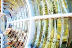 Lighthouse lenses Royalty Free Stock Photos