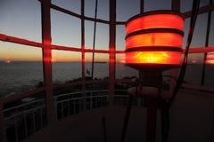 Lighthouse light of Colonia del Sacramento on Stock Photos