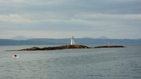 Isle of skye Lighthouse  Stock Image