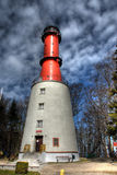 Lighthouse. Light tower. royalty free stock photo