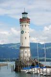 Lighthouse Lindau Stock Images