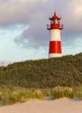 Lighthouse, List Stock Image