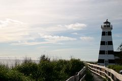Lighthouse Lookout Part 2 royalty free stock photos