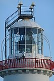 Lighthouse at Loop Head Stock Photo