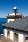 Lighthouse of Luarca Royalty Free Stock Image