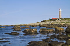 Free Lighthouse Lysta Fyr Royalty Free Stock Images - 43318269