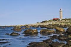 Lighthouse  Lysta Fyr Royalty Free Stock Images
