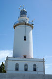 Lighthouse of Malaga Royalty Free Stock Photo