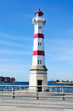Lighthouse in Malmö, Sweden Royalty Free Stock Photos