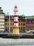 Lighthouse in Malmo, Sweden Stock Photos