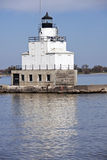 Lighthouse in Manitowoc Royalty Free Stock Image