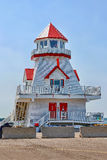 Lighthouse in the Maritimes of Canada Stock Photos