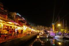 Lighthouse market phuket Royalty Free Stock Images