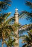 Lighthouse in Maspalomas Stock Photo
