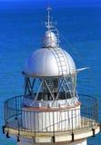 Lighthouse, Mediterranean sea, Peniscola Royalty Free Stock Image
